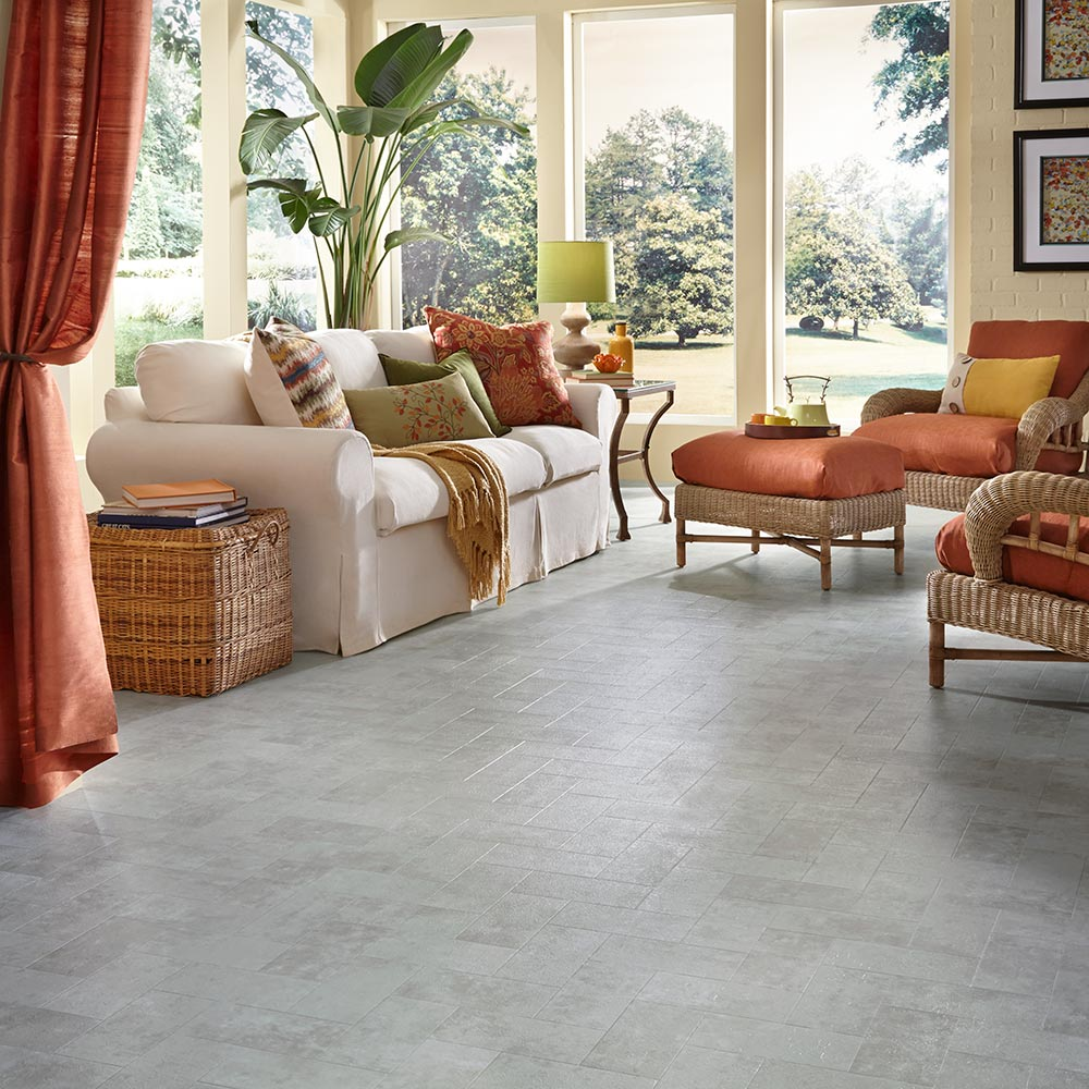 Mannington Sheet Vinyl Trends For Custom Home Interiors
